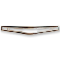 71-73 Deluxe horn switch trim plate