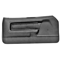 1971 - 1973 Mustang Deluxe Door Panels (Ginger)