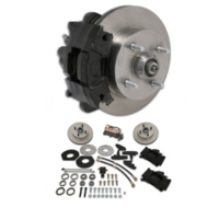 Disc Brake Conversion Kit with Master Cylinder (6 cylinder, non-power)