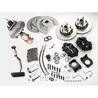 1967-69 Mustang Disc Brake Conversion Kit with Master Cylinder (Power)