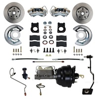 67-69 Power Disc Brake Conversion with Manual Transmission
