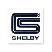 "3"" CS Shelby Square Decal"