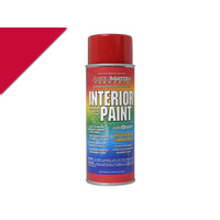 64-65 Bright Red Semi Gloss Interior Paint