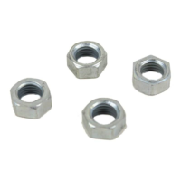 64-73 Carburetor Mounting Nuts