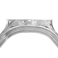 1965 - 1966 Mustang Shelby Export Brace (Chrome)