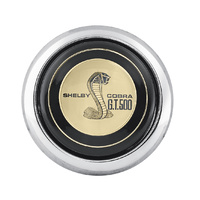 Concours Reproduction Shelby GT500 Steering Wheel Horn Button