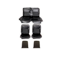 Convertible Sport Seats (Black)