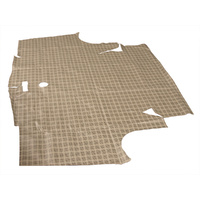 67-68 Cougar Trunk Mat (Plaid)