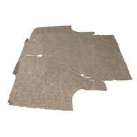69-70 Cougar Trunk Mat (Speckled)