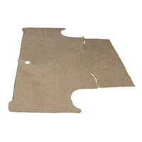 64-65 Falcon 2 Door Trunk Mat (Speckled)