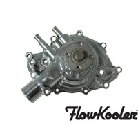 FlowKooler High Performance Water Pump 260 289 302 351 Ford Windsor POLISHED