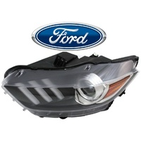 2015 - 2017 Mustang Headlight Assembly (LH) - Genuine Ford