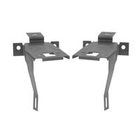 1971 - 1973 Mustang Hood Pin - Radiator Support Bracket - Pair