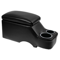 1964 - 1973 Mustang Classic Console - The Humphugger (Black)