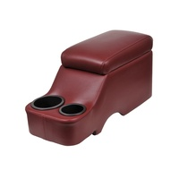 1964 - 1973 Mustang Classic Console - The Humphugger (66-67 Dark Red)