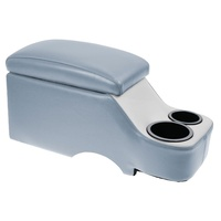1964 - 1973 Mustang Classic Console - The Humphugger (Light Blue & White)