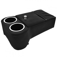 Classic Console -  Low Rider Floor Console (Black)