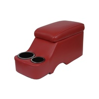 1964 - 1973 Mustang Classic Console - The Humphugger (64-65 Bright Red)