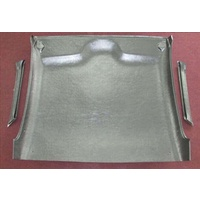 1967 - 1968 Mustang Fastback One Piece Headliner inc A Pillars