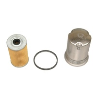 1964 - 1965 Mustang Fuel Pump Filter & Canister