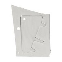 1964 - 1968 Mustang Cowl Side Panel (LH)