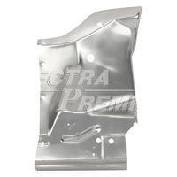 1971 - 1973 Mustang Rear of Front Fender (LH)