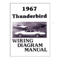1955 Ford T Bird Wiring Diagram Manual