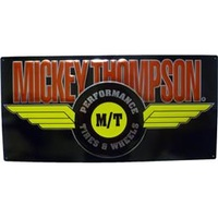 Mickey Thompson Metal Sign