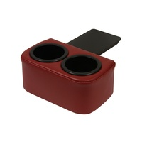 1964 - 1966 Mustang Plug-N-Chug Drink Holder (Bright Red)