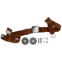 1964 - 1973 Mustang Aftermarket Seat Belt (Saddle) Front or Rear, Left or Right