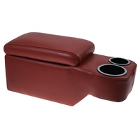 1964 - 1967 Mustang Classic Console - The Saddle (66-67 Dark Red)