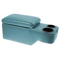 1964 - 1967 Mustang Classic Console - The Saddle (Turquoise)