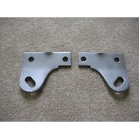 Mustang Rear Tie Downs Brackets - Reconditioned