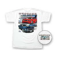 Mustang Evolution T-Shirt (XXL)