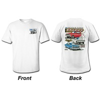 Ford Factory Flyers T-Shirt (2XLarge)
