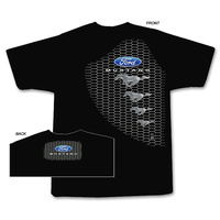 Mustang Grille Black T-shirt (Medium)