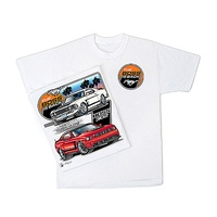 Mustang The Boss Is Back T-Shirt (XLarge)